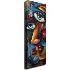 Obraz na plátně Alina, 30x80cm