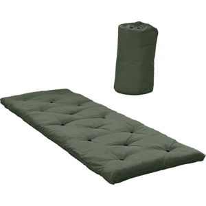 Matrace pro hosty Karup Design Bed In A Bag Olive Green