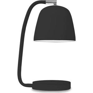 Černá stolní lampa Citylights Newport