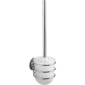 Samodržící stojan s toaletním kartáčem Wenko Turbo-Loc, nosnost až 40 kg
