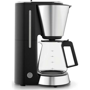 Nerezový kávovar na překapávanou kávu se skleněnou konvicí WMF, 7,5 dl