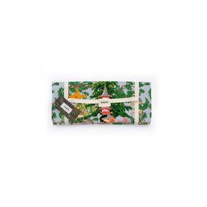 Pikniková deka Surdic Manta Picnic s čínským motivem, 140x170 cm