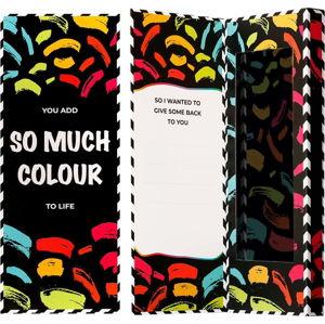 Dárková krabička na ponožky Ballonet Socks Love You Socks Card