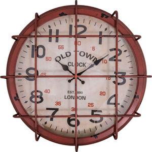 Nástěnné hodiny Antic Line Lattice, ⌀ 47 cm