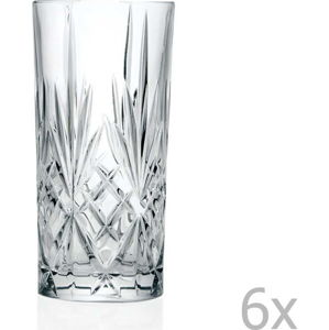 Sada 6 sklenic RCR Cristalleria Italiana Sofia