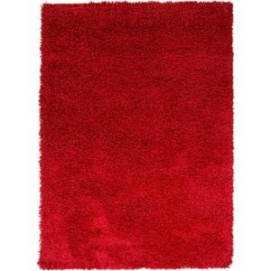 Červený koberec Flair Rugs Cariboo Red, 160x230cm