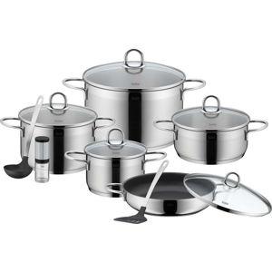 13dílný kuchyňský set z nereozvé oceli WMF Cromargan® Diamant
