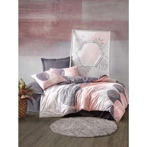 Bavlněné povlečení Cotton Box Leron, 200 x 200 cm