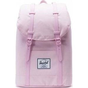 Růžový batoh s růžovými popruhy Herschel Retreat