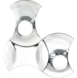 Sada 3 nástěnných háčků ve stříbrné barvě Wenko Pierno