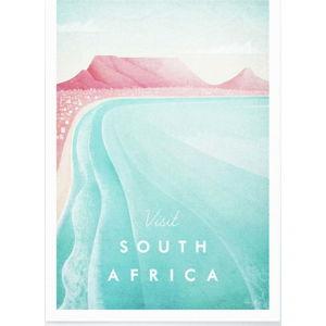 Plakát Travelposter South Africa, A2