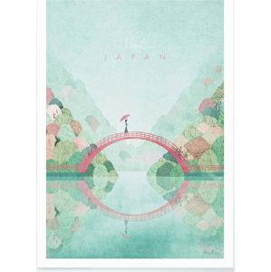 Plakát Travelposter Japan II, A2