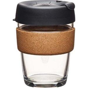 Cestovní hrnek s víčkem KeepCup Brew Cork Edition Espresso, 340 ml