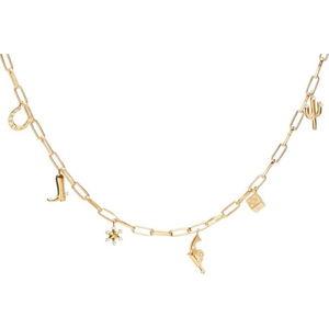 Pozlacený náhrdelník PD Paola Arizona Gold