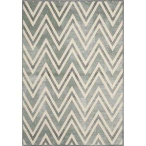 Šedý koberec Safavieh Tobago, 170 x 121 cm