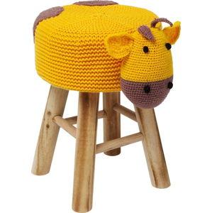 Dětská stolička Kare Design Giraffe