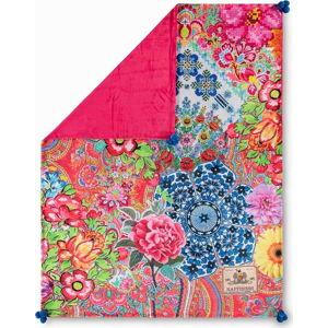 Přehoz přes postel se sametovým vzhledem HAPPINESS Zaira, 150 x 200 cm