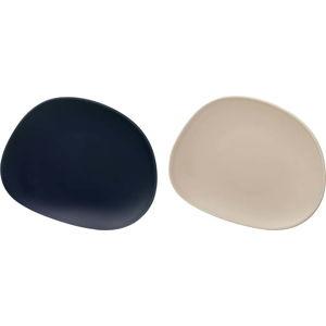 Sada 2 porcelánových talířů na salát Like by Villeroy & Boch Group