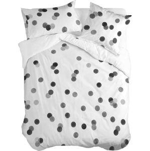 Bavlněný povlak napeřinu Blanc Shine Confetti, 200x200cm