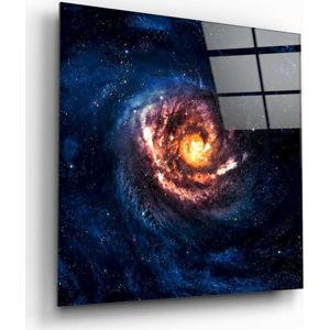 Skleněný obraz Insigne Rose Space,40 x40cm