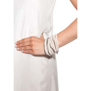 Dámský náramek ve stříbrné barvě NOMA Kathleen