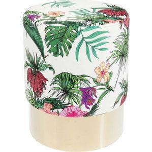 Stolička Kare Design Cherry Jungle ⌀35cm