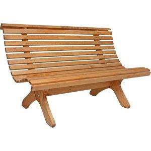 Zahradní lavice ADDU z borovicového dřeva ADDU Mainau