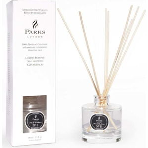 Difuzér Parks Candles London Exclusive, hořící dřevo, intenzita vůně 6 - 8 týdnů