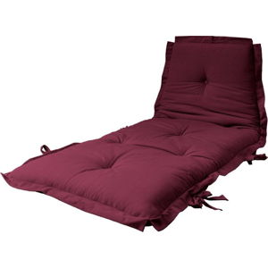 Variabilní futon Karup Design Sit&Sleep Bordeaux