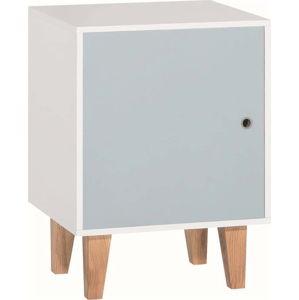Modro-bílá skříňka Vox Concept