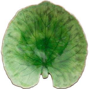 Zelená kameninová miska Costa Nova Riviera, 17 x 17,6 cm