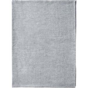 Šedý bavlněný běhoun na stůl Blomus, 45x140cm