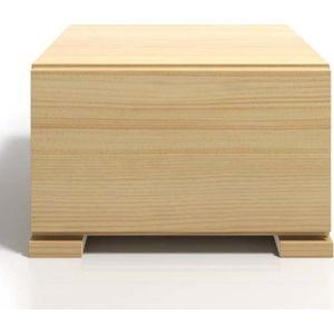Noční stolek z borovicového dřeva se zásuvkou SKANDICA Vestre