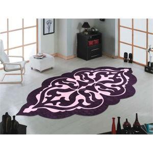Odolný koberec Vitaus Kalissa Siyah, 60 x 100 cm