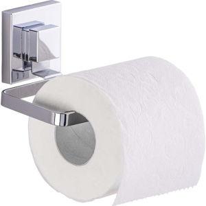 Samodržící držák na toaletní papír Wenko Vacuum-Loc Quadrio, nosnost až33kg