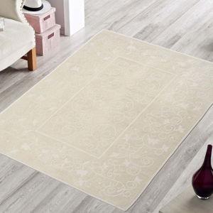 Odolný bavlněný koberec Vitaus Orchidea, 60x90cm 1