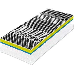 Matrace zpaměťové pěny Tropico Real XXL, 160x200x 22cm