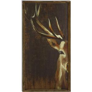 Nástěnný obraz Deer, 25 x 50 cm