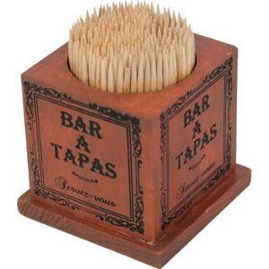 Dřevěný stojan na párátka Antic Line Tapas