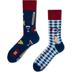 Ponožky Many Mornings Bonjour France,vel.35–38