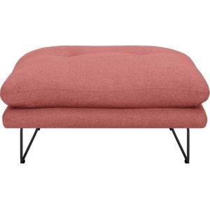 Růžová podnožka Windsor & Co Sofas Comet