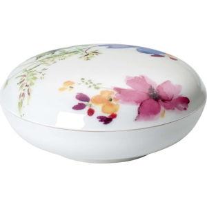 Dekorativní porcelánová nádobka Villeroy & Boch Mariefleur Gifts