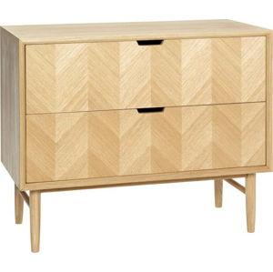 Komoda Hübsch Oak Dresser