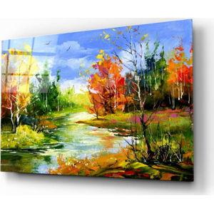 Skleněný obraz Insigne Colorful Autumn,110 x70cm