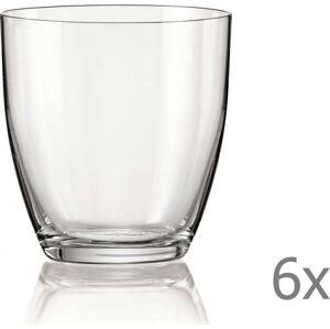 Sada 6 sklenic na whisky Crystalex Kate,300ml