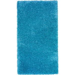 Modrý koberec Universal Aqua Liso, 57 x 110 cm