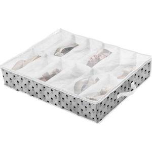 Úložný box na boty se vzory ananasů Compactor