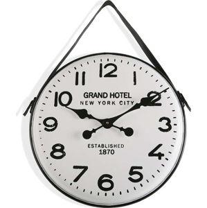 Nástěnné hodiny Versa Theodor, ø41cm