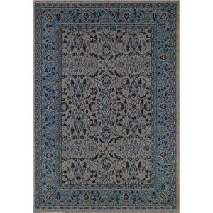 Tmavě modrý venkovní koberec Bougari Konya, 140 x 200 cm
