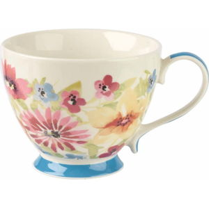 Hrnek z porcelánu Churchill China Couture Petal Springfield, 415 ml